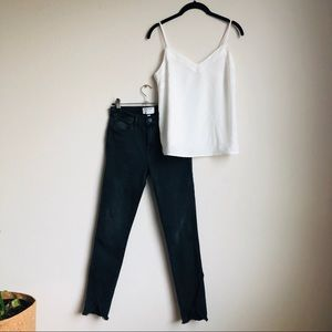 FRAME Denim Jeans & Top Shop Outfit Bundle